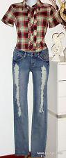 ESPRIT ♥ edc Jeans Hose pants Teeny, GR. 28 NEU