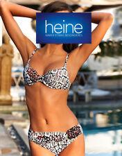 STAFFA-Bikini TG Heine COPPA B Kp 59,90 € SALE/%/%/% COLORATA 34 Nuovo!!