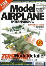 Model Airplane International Hasegawa Spitfire Messerschmitt Bf 110E Tupolev TU