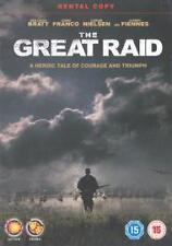 The Great Raid (DVD, 2006)