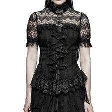 Punk Rave Mistique Dames Shirt Blouse Gothic Victoriaans Lolita Dolly Kei Y-723