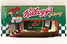 Nascar Bank ~ Terry Labonte ~ #5 Kellogg'S ~ 1/24