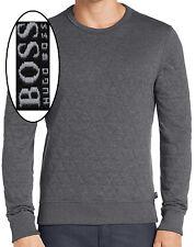 NWT Hugo Boss Black Label By Hugo Boss Sweater Slim Fit Sweatshirt