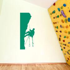 Pianta rampicante Da Arrampicata Uomo Muro Finestra Adesivi Decalcomanie divertente bambini Decor Vinyl A127