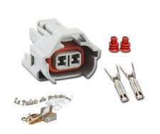 Connecteur injecteur - compatible Nippon Denso - top slot - 2 broches