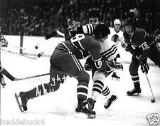 SERGE SAVARD Montreal Canadiens in action HOF Photo