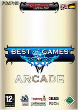 Arcade/Best of games Chicken shoot 1+2-Ostrich runner-Monster Truck-Heroes ov/PC
