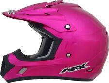 AFX FX-17 Kids Off Road Motorcycle Helmet Youth Large Pink 0111-0948