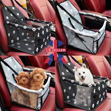 Folding Pet Dog Cat Car Seat Travel Carrier Puppy Handbag Bag Safety Basket TT