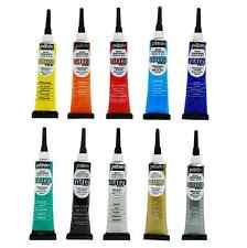 Pebeo Vitrea 160 aussenlinier durchsichtig Relief Paste Glas & Metallfarbe Malen