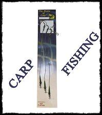 3 terminali hair rig knotless carpfishing montature pronte pesca carpa boiles