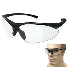 f3a97bd8b9 Full LENS seguridad nominal balístico Transparente Gafas De Lectura Lente  Protectora Negro