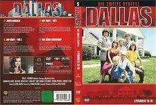 (DVD) Dallas - Die zweite Staffel (Episoden 13-16) Larry Hagman, Patrick Duffy
