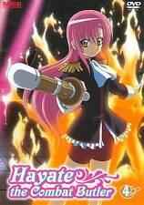 Hayate the Combat Butler Part 4 New DVD  Bandai