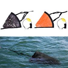 Kayak de mer ancre flottante,ancre dérivante bateau à rames chaussettes de fre`T