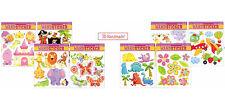 Stickers muraux, autocollant, animaux, DINOS, fleurs,Flugzeuge,princesse,3D