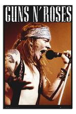 89444 Guns & Roses Axel Rose Decor WALL PRINT POSTER CA