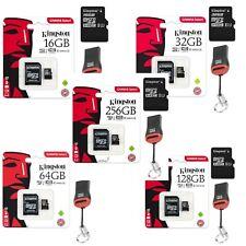 Original Speicher Kingston Micro SD 16 - 256 GB Für Samsung Galaxy Tab S3 9.7