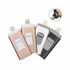 32GB 512GB USB Flash Drive Photo U Memory Stick Expansion OTG For iPhone IOS PC