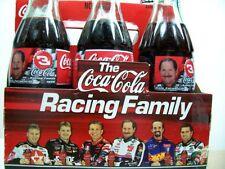 Nascar-racing driver-- Dale Earnhardt, Sr. 6 pack 1999  coca cola  bottles