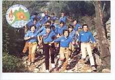 CARTE POSTALE SCOUTE - SCOUT DE FRANCE JAMBVILLE - JAMBOREE NATIONAL 1985