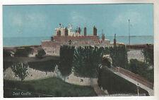 Deal Castle - Photo Postcard 1909 / Kent