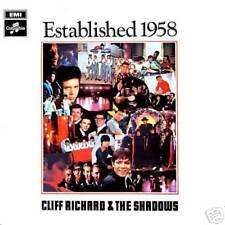 CLIFF RICHARD & THE SHADOWS Establish UK Press 33 Tours