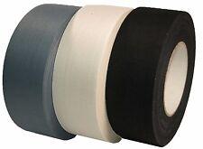 Textilklebeband Zellwollgebe 50mm x 50m Stoffband Reparaturband Gewebe Klebeband