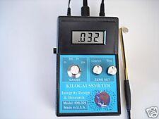 Static (DC)  magnetic field tester/Teslameter/magnets & ferrous materials tester