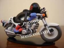Figurine Joe Bar Team moto SUZUKI 750 GT miniature en résine japan motor bike