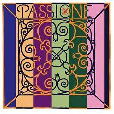 PIRASTRO Passione 4/4 Violin Geige Saiten SATZ, mittel, e-Kugel oder -Schlinge