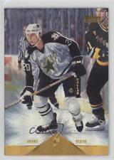 1996-97 Pinnacle Rink Collection #116 Brent Fedyk Dallas Stars Hockey Card