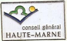 La Haute Marne - French Hat Lapel Pin HP2526