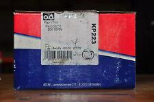 kit frein arrière ad:kp223; peugeot 206  ;  180x30  cyl: 20.6