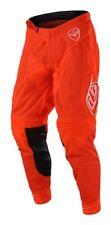 Troy Lee Designs 2018 SE Air Solo Orange Race Pants Motocross