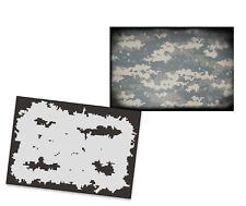 Single Step Airbrush Schablone AS-250 Digitaltarn ~ Tattoo Stencil ~ UMR-Design