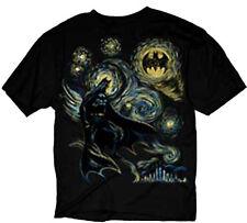 Official DC Comics Batman Abstract Adult T-shirt