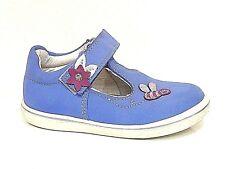 Ricosta Pepino Schuhe Spangenschuhe Ballerina Sandalen Candy sky blau Leder 41503d7a34