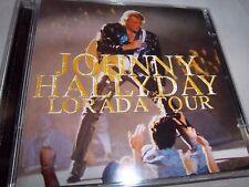 Lorada Tour/Bercy 95 by Johnny Hallyday FRANCE (2 DISCS) CD