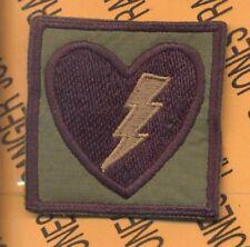 502 Inf SIGNAL 2 Bde 101st Airborne HCI Helmet patch B