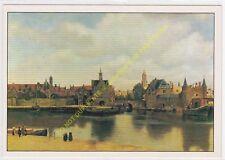 CP Postcard ART JOHANNES VERMEER Vue de Delft