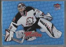 2006-07 Fleer Ultra Ice Medallion #22 Ryan Miller Buffalo Sabres Hockey Card