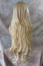 Long Partial Wig Extra Long Layered Half-Wig U Choose Color Wigs US Seller
