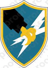 STICKER U S ARMY BRANCH ARMY SECURITY AGENCY