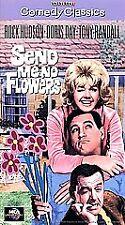 Send Me No Flowers~Doris Day~Rock Hudson~VHS~Very Good Cond.~Fast 1st Class Mail