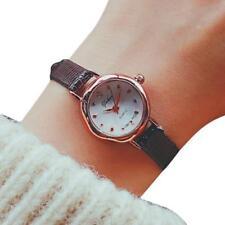 Luxury Business Women Quartz Analog Small Dial Delicate Watch Wrist Watches