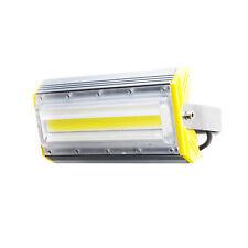 Scheinwerfer projektor licht außen IP66 led cob 50w leistung real 500w