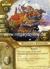 Warhammer Invasion - 2x Bugman's Rangers  #022