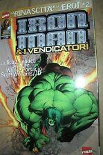 Iron Man e i Vendicatori n.20 la rinascita degli eroi 2 ed.Marvel Italia