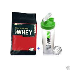 Optimum Nutrition 100% Oro Proteína de Suero 4.5kg Bolso + Mezclador